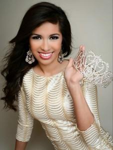 Miss Arkansas Latina Norma Aranda