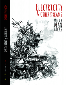 Micah Dean Hicks book cover art