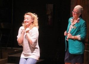 'I Hate Hamlet' dress rehearsal