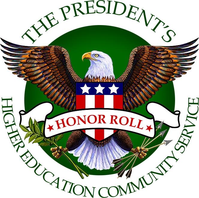 University receives national community service award