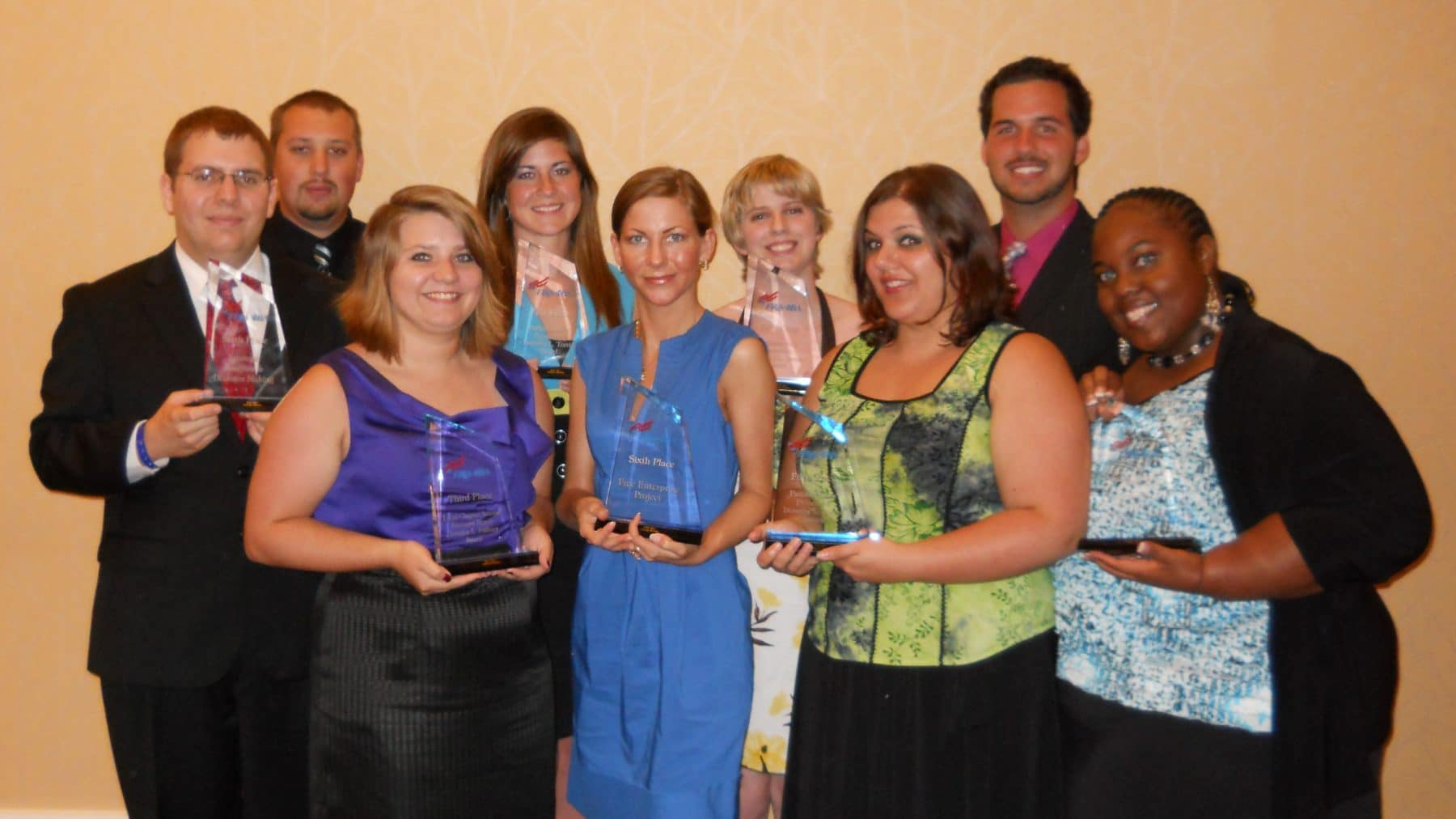 SAU-PBL named National Outstanding Chapter
