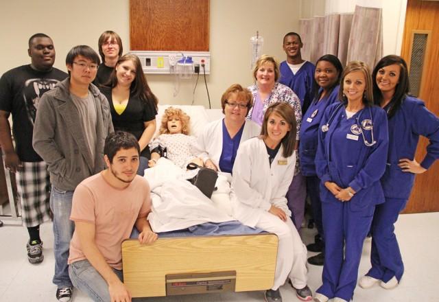 Collaborative Nursing Student Handbook ~ Nursing students partner with theatre genetics