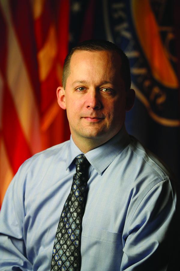 Plummer designated Senior Chief of Police
