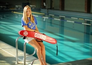 Whitley Patterson - SAU Aquatic Center coordinator