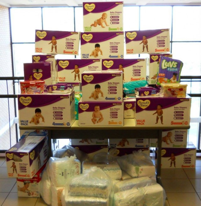 Diaper drive goal at 6,000 for Columbia County residents