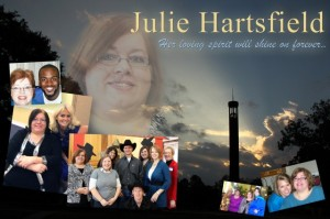 Julie Hartsfield Memorial
