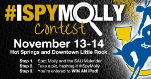 ISpyMolly Promo