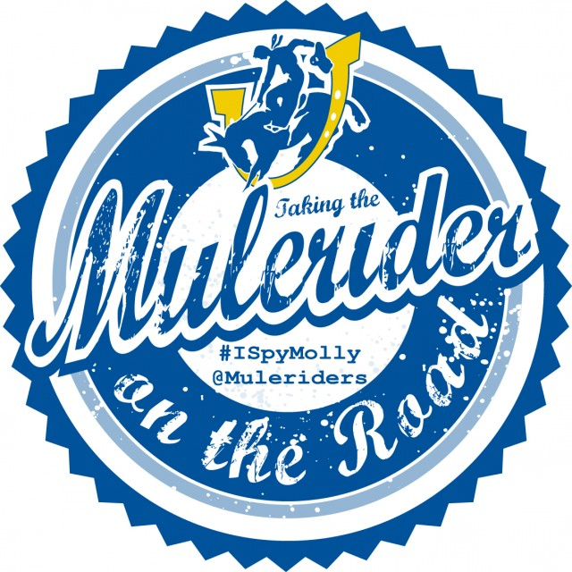 Mulerider mascot to ride across Hot Springs and Little Rock
