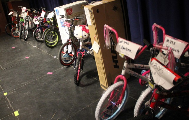 'Christmas miracle' as Angel Tree provides for all 720 kids