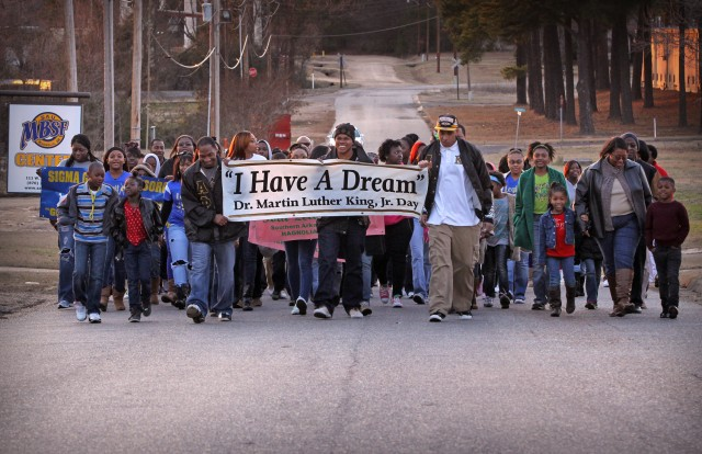 SAU to host 19th Annual MLK Day march and ceremony