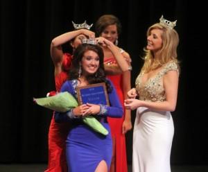 Randy Jo Langley Miss SAU 2014