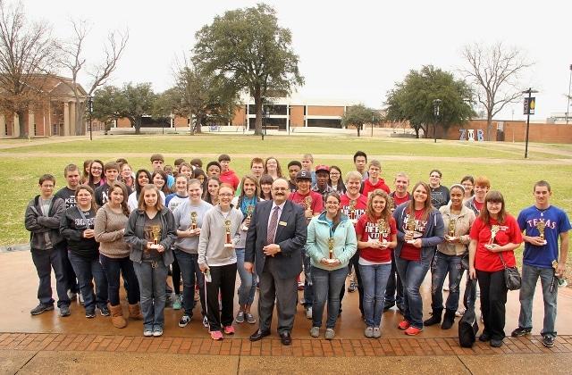 Regional high school math whizzes shine at SAU tournament