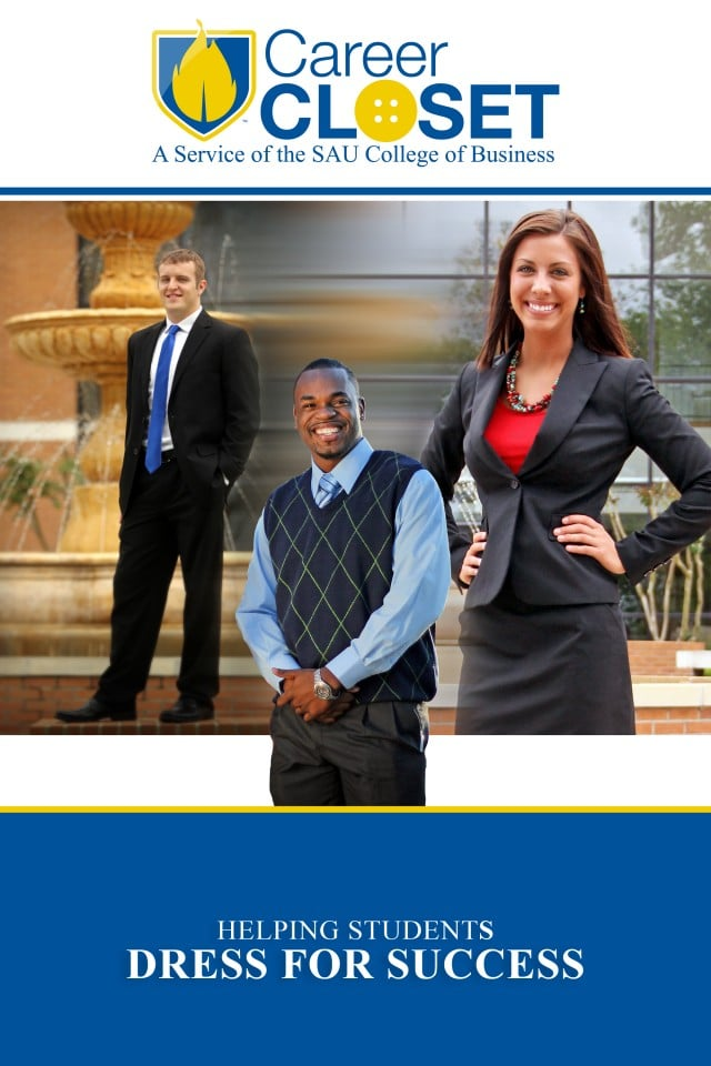 SAU College of Business needs business attire donations for ...