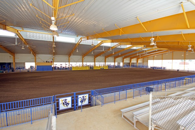 4 4 Million Arena At Sau To Host Its First Sau Rodeo