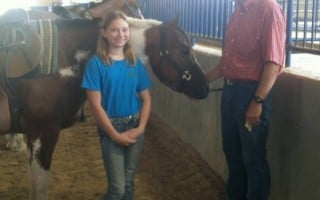 Horseback riding class to be offered at SAU Story Arena in July