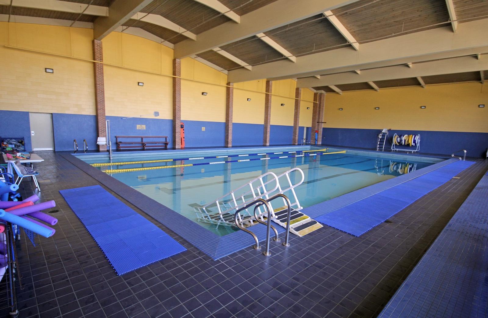 Get fit this summer at SAU's Aquatic Center