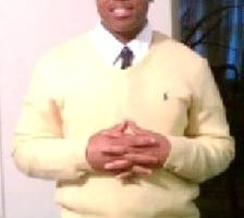 Malik Williams earns nationally recognized TRIO award