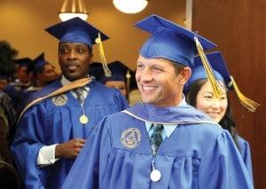 SAU Graduate Commencement