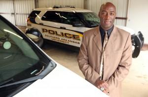 SAU Police Chief Anthony Williams