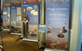 SAU's Magale Library hosts Civil War exhibit