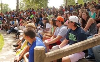 SAU enrollment tops 3,500, shatters multiple records