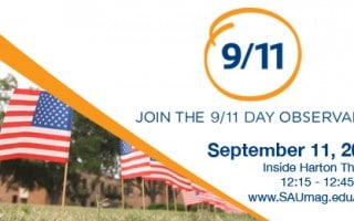 SAU hosting 9/11 ceremony Thursday