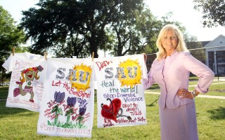 SAU hosts events for Domestic Violence Awareness month