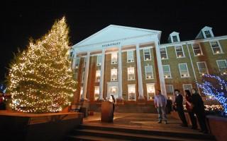 SAU Celebration of Lights Dec. 4