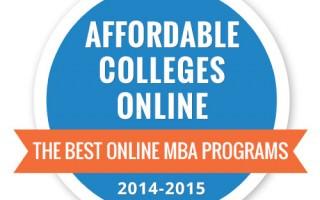 SAU MBA ranked among best online programs
