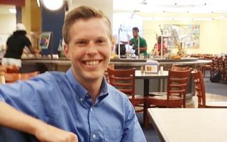 Higginbotham relishes marketing internship