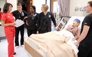 SAU Nursing constructing regional simulation center