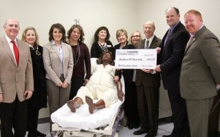 Blue & You Foundation gives $149,128 for SAU health sim lab