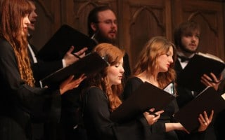SAU Heritage Singers' Spring Concert Thursday