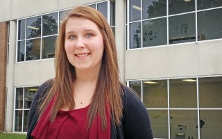 Houston native enjoys her journey through SAU College of Business