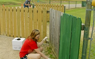 MMB's 'Second Saturday' completes B&G Club projects