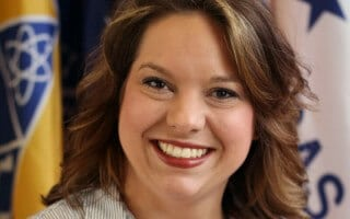"SAU's McKnight honored as one of Arkansas Action Coalition's ""40 Under 40"""