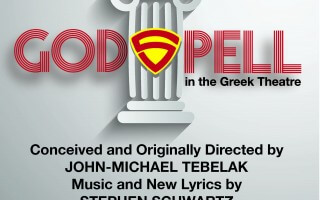 'Godspell' to be presented in SAU's Greek Theatre