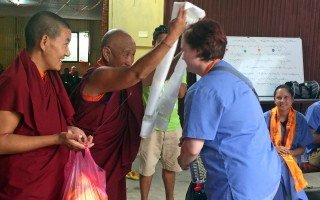 SAU RN treats 1,200 Nepalese on medical mission trip