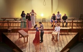 'The Crucible' on stage at SAU Nov. 19-22