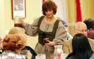 Tickets on sale for Madrigal Feast at SAU