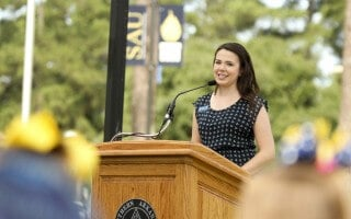 Taylor McNeel of Arkansas grateful to serve as National FFA President