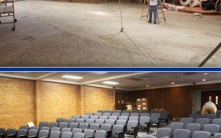Sturgis Auditorium dedication at SAU Jan. 8