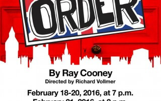 SAU Theatre presents 'Out of Order' this week