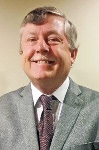 Dr David Lanoue - SAU Provost and VPAA Sp16