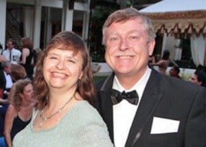 Dr David and Suzanne Lanoue
