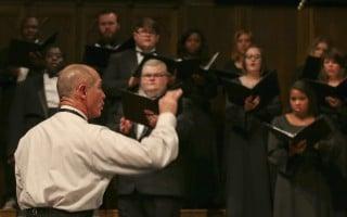 SAU free choral concert for public April 14