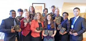 PBL state award winners