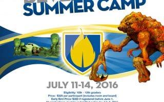 SAU hosting Game Development Summer Camp