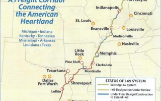 GTEDC promoting I-69 through South Arkansas