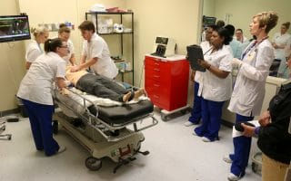 SAU Nursing excelling and expanding